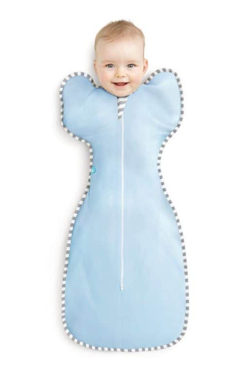 Love to Swaddle Up Original - Blue