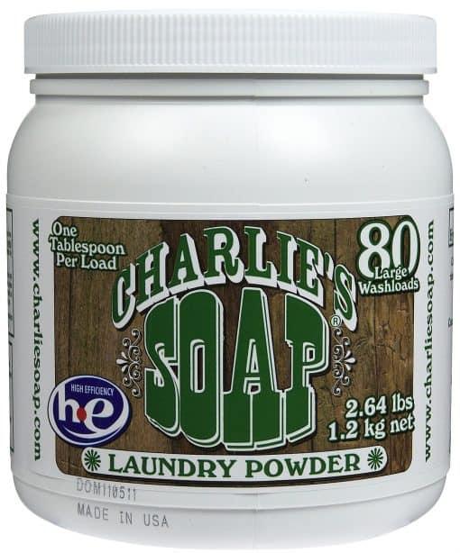 Charlie's Soap 1.2kg-0