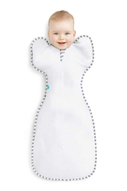 Love to Swaddle Up Original - White