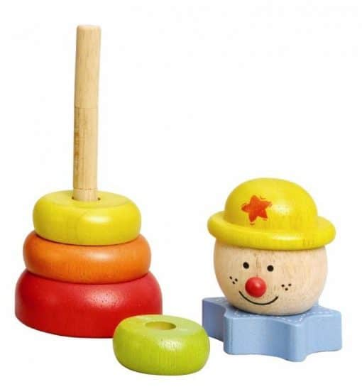 EverEarth Stacking Clown with a Yelllow Hat-601