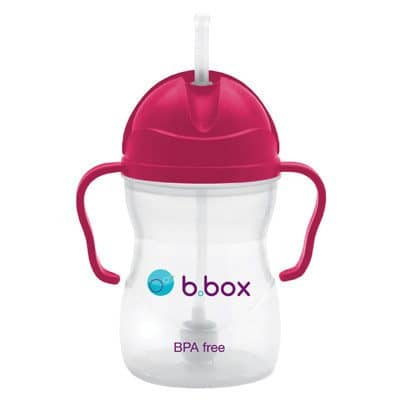 b.box Sippy Cup - Raspbery