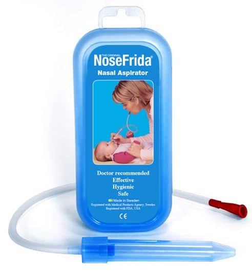 NoseFrida Snot Sucker