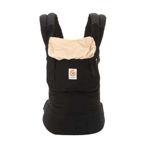 Ergobaby Original Carrier Black-Camel