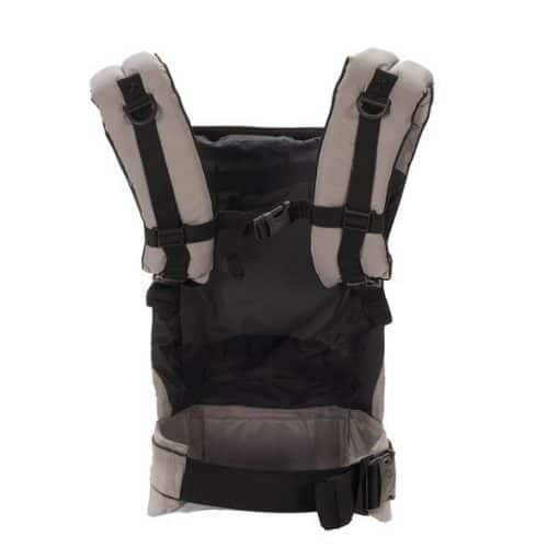 Ergobaby Urban Chic Carrier Graphite Back