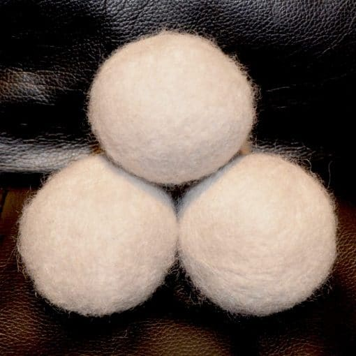 Baby Nuts Dryer Balls