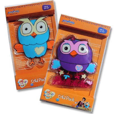 Bump Buddy Hoot and Hootabelle