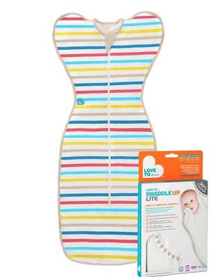 Love To Swaddle Up Lite Multi Colour