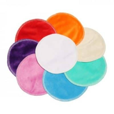 Twinkle Lily Breast Pads 'Hidden' Colours 10cm