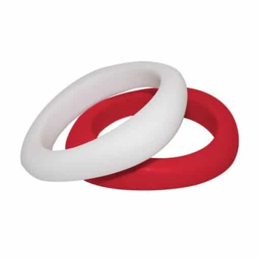 Jellystone BFF Bangles Scarlet Red and Snow White