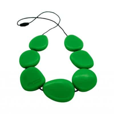 Jellystone Necklace Grassy Green