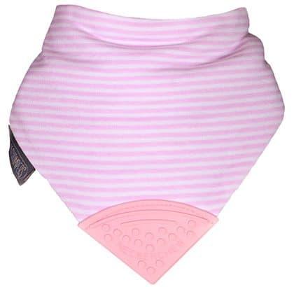 Neckerchew - Cool Pink Front