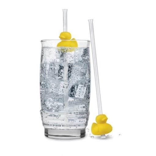 Duck Duck Drink Straws