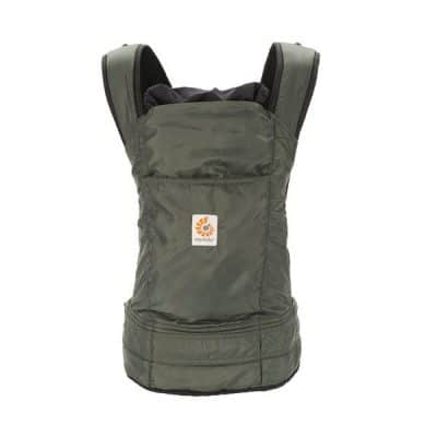 Ergobaby Travel Stowaway Carrier - Olive