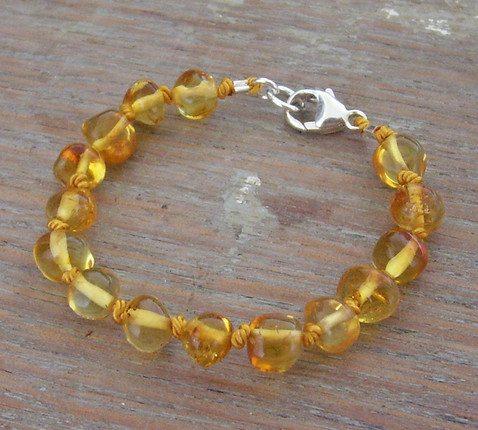 Selkiedesigns Amber Bracelet Honey