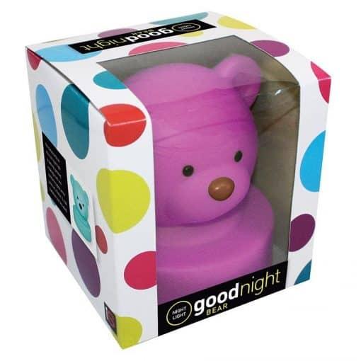 Goodnight Bear Night Light