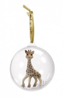 Sophie the Giraffe - Christmas Ball