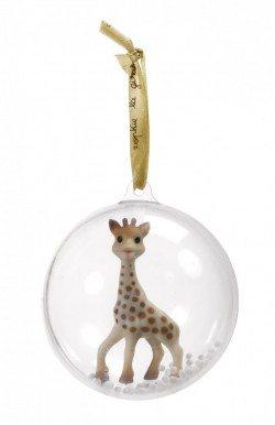 Sophie the Giraffe - Christmas Ball