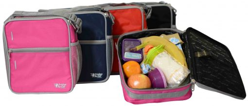 Fridge To Go Lunch Box - Medium - Range with one open