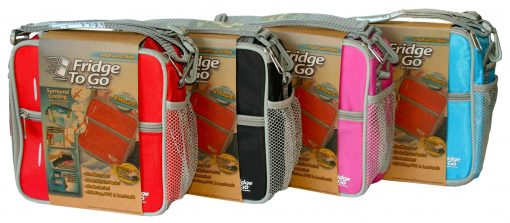 Fridge To Go Lunch Box - Small - Colour Range