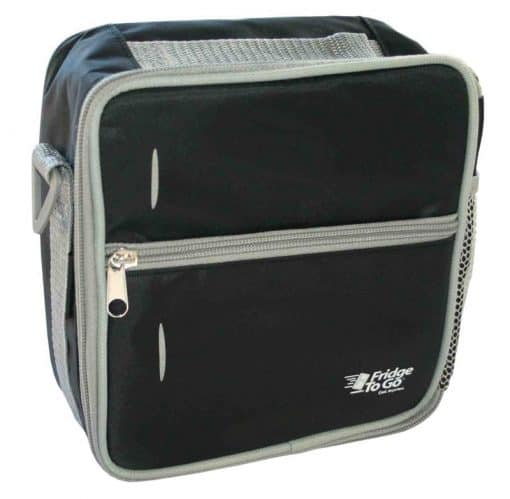 Fridge To Go Lunch Box - Small - Black