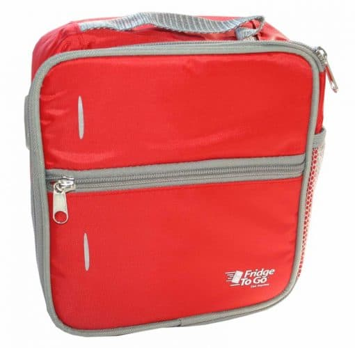 Fridge To Go Lunch Box - Small - Red