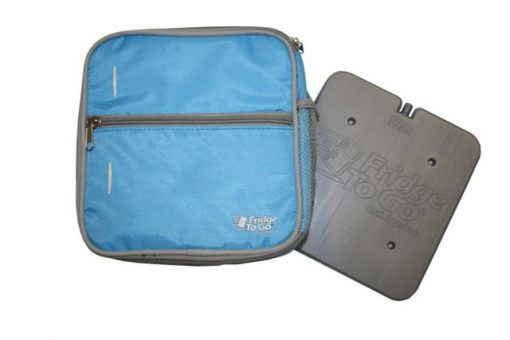 Fridge To Go Lunch Box - Small - Blue with Panel
