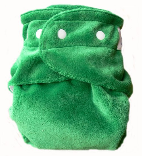 BBH Minkee Magic-Alls AIO Snaps - Emerald