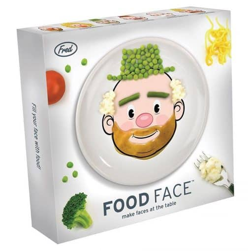Food Face Boxed