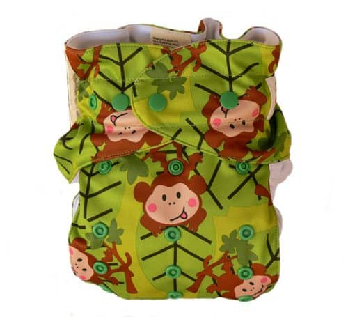 BBH Magic-Alls Multi-Fit - Monkey Fun - PUL