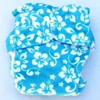 BBH Minkee Magic-Alls AIO Snaps - Aloha Baby