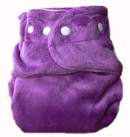 BBH Minkee Magic-Alls AIO Snaps - Orchid