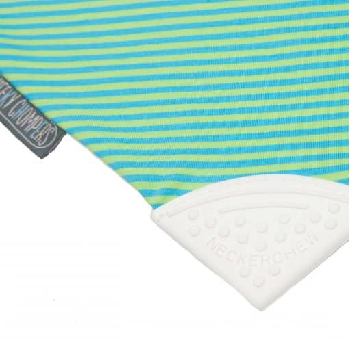 Neckerchew - Uni Stripe Teether