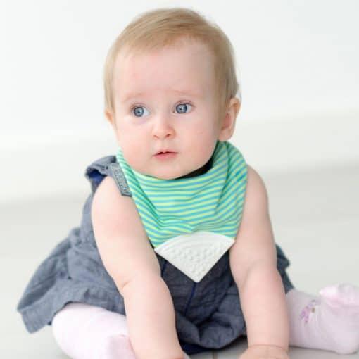 Neckerchew - Uni Stripe Baby3