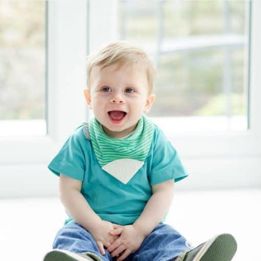 Neckerchew - Uni Stripe Baby1