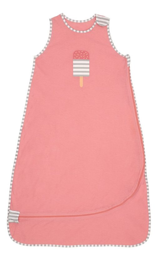 Nuzzlin Sleep Bag Pink