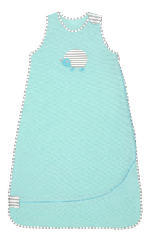 Nuzzlin Sleep Bag Aqua
