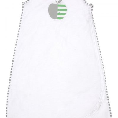 Nuzzlin Sleep Bag White