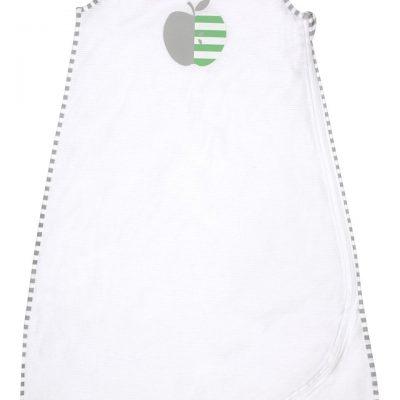 Nuzzlin Sleep Bag White