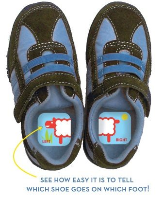 Shoezooz Shoe Stickers