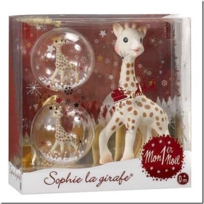 Sophie the Giraffe – My First Christmas Gift Pack