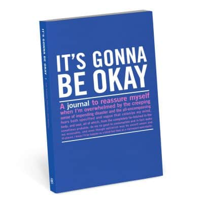 Mini Inner Truth Journals - It's Gonna Be OKAY