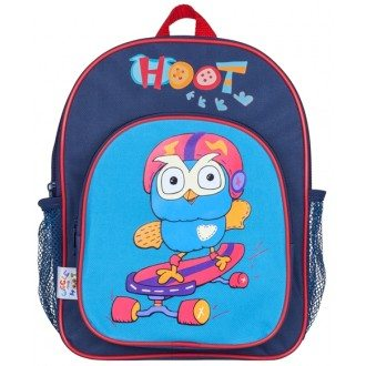 Skater Hoot Backpack