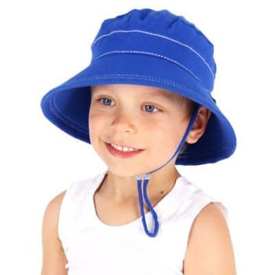 Bedhead Bucket Hat - Bright Blue