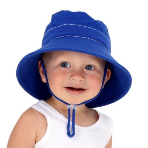 Bedhead Bucket Hat - Bright Blue
