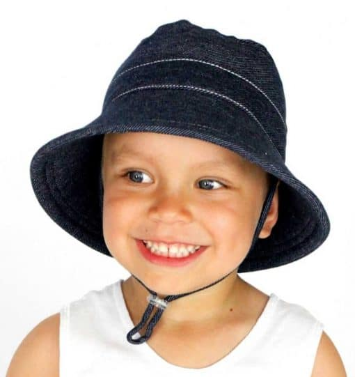 Bedhead Bucket Hat - Navy