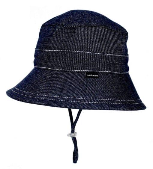 Bedhead Bucket Hat - Denim