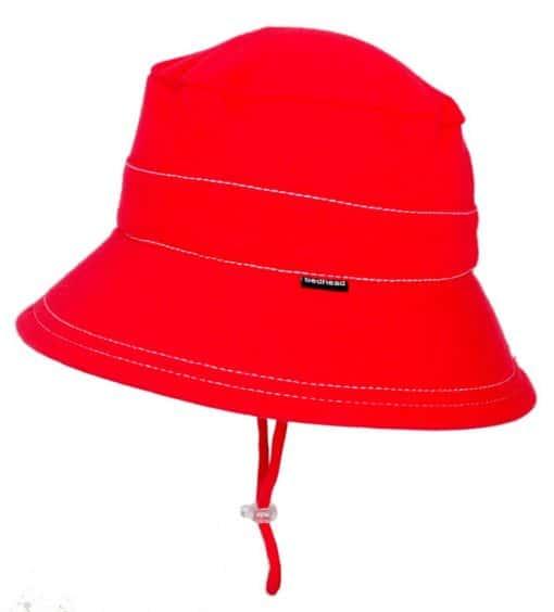 Bedhead Bucket Hat - Red