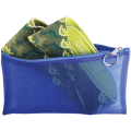 Little Grommets - Blue Mesh Bag