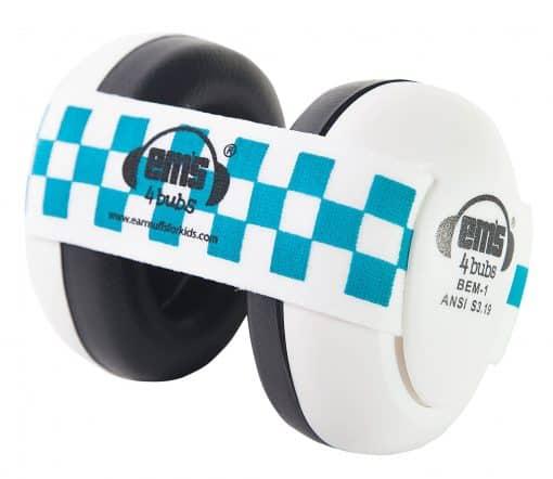 Ems4Bubs - Blue/White