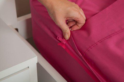 Kids Zip Sheets - Zip Up
